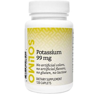 Amazon Brand Solimo Potassium