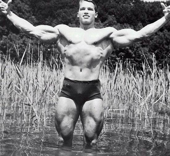 Bodybuilding Legend Arnold Schwarzenegger