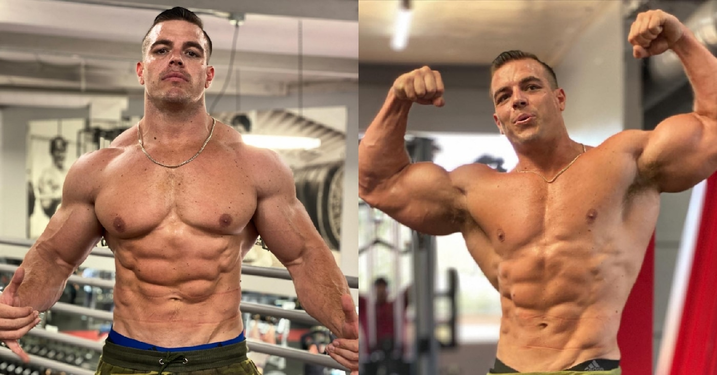 Brad Castleberry Complete Profile Height Weight Biography Fitness Volt