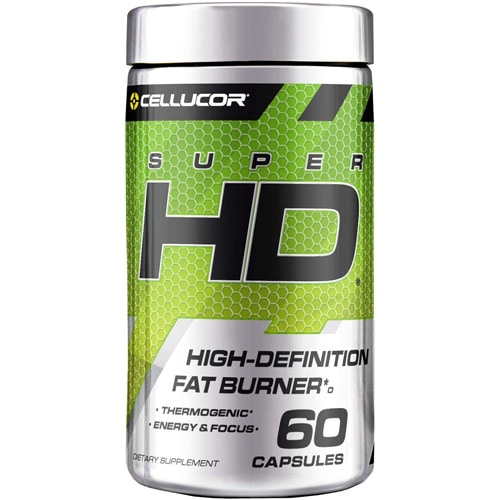 Cellucor SuperHD Weight Loss Capsules