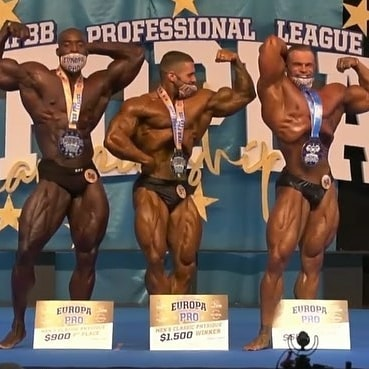 Classic Physique Top 3