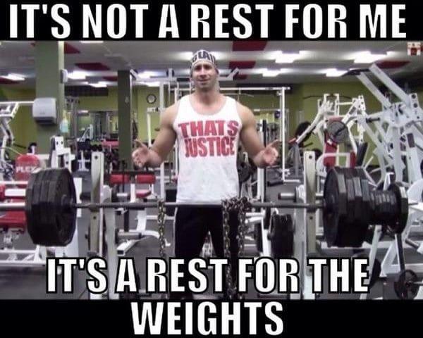 Decrease Your Rest