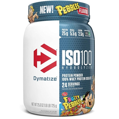 Dymatize Iso100 Hydrolyzed Protein Powder