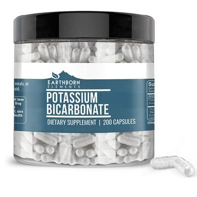 Earthborn Elements Potassium Bicarbonate