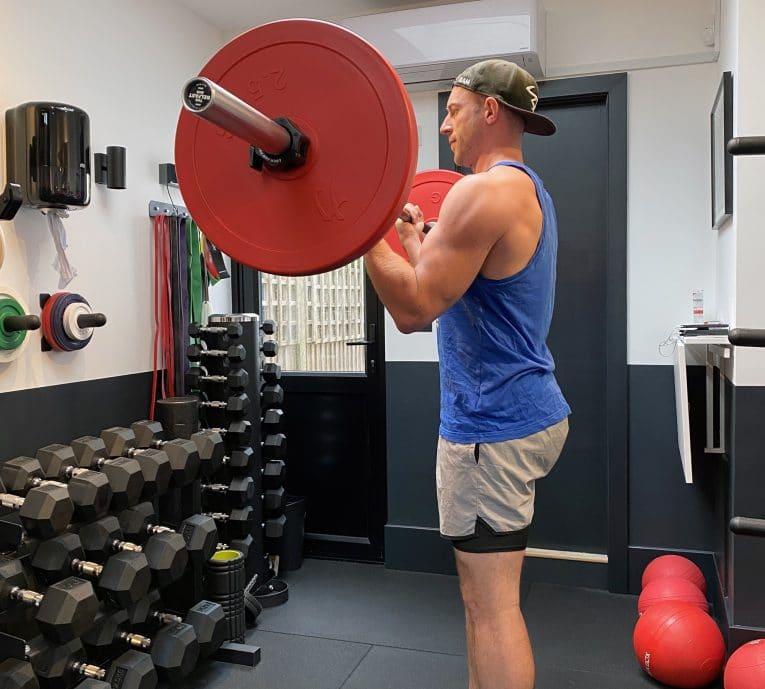 Flex Your Shoulder