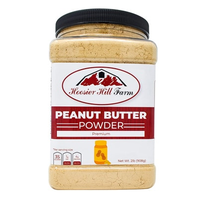 Hoosier Hill Farm Powdered Peanut Butter