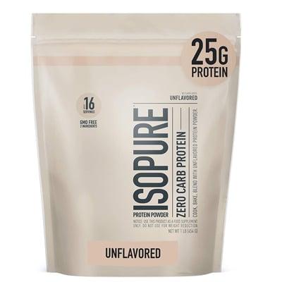 Isopure Zero Whey Protein