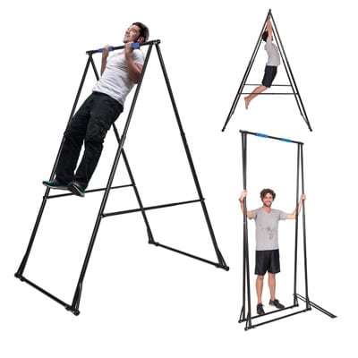 Kt Khanh Trinh Foldable Pull Up Bar Stand
