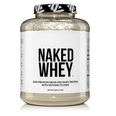 Naked Whey Protein