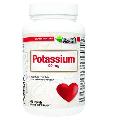 Nature S Wonder Potassium