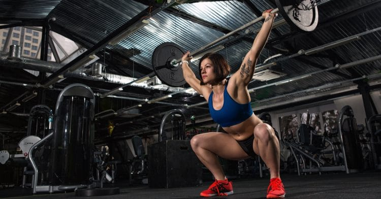 Nutrition And Training Tips For Crossfit Women