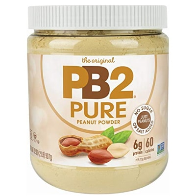 Pb2 Pure Powdered Peanut Butter