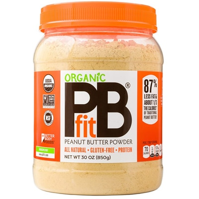 Pbfit All Natural Organic Peanut Butter Powder