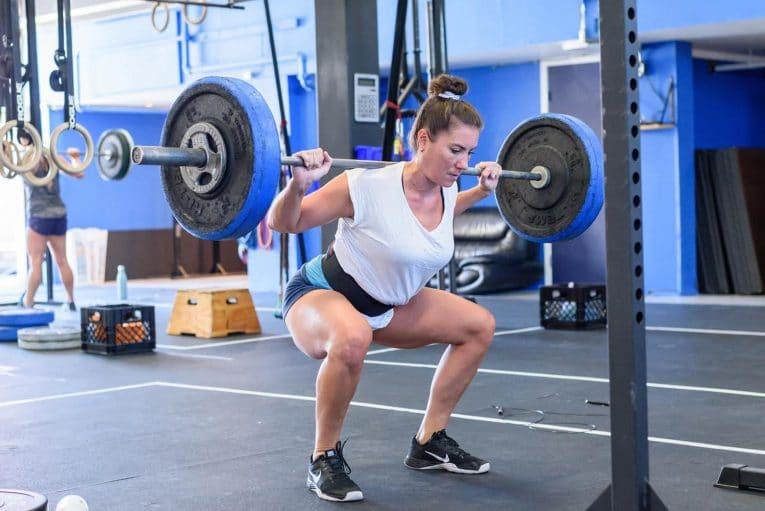 Tempo Training Squat