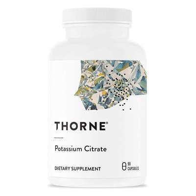 Thorne Research Potassium Citrate