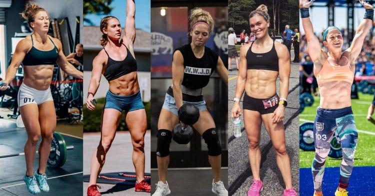 Top 5 Crossfit 2020 Women