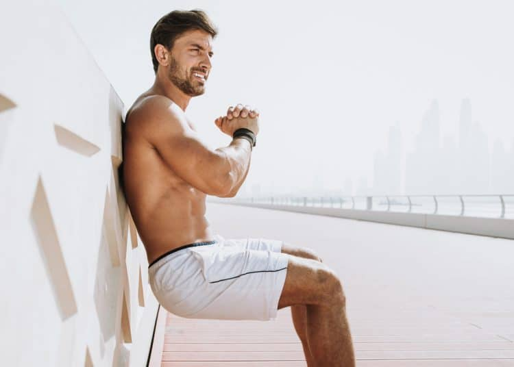 Wall Sit Exercise Guide
