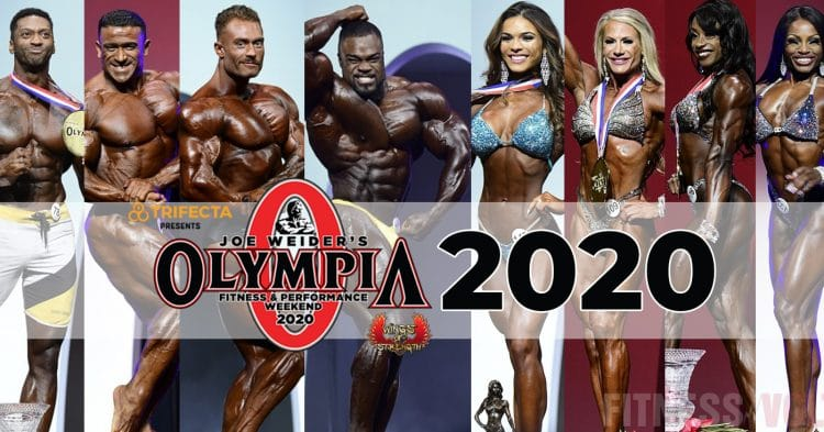 2020 Mr. Olympia Moves To Orlando