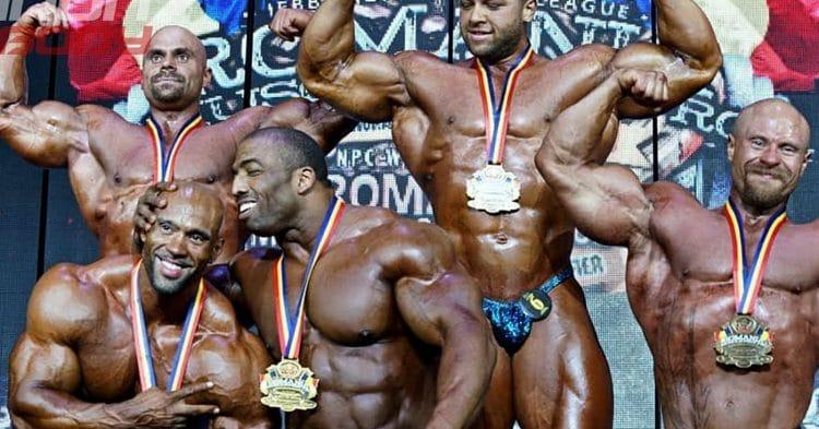 2020 Romania Muscle Fest