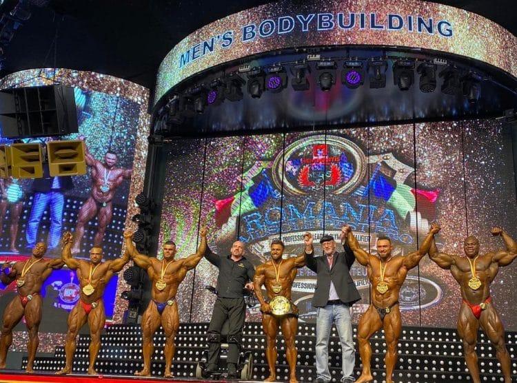 2020 Romania Muscle Fest Open Bodybuilding