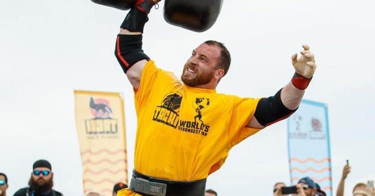 2020 World S Strongest Man 1