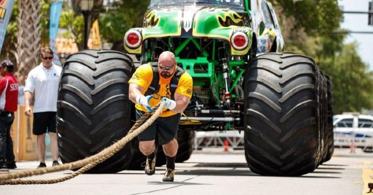 2020 Worlds Strongest Man