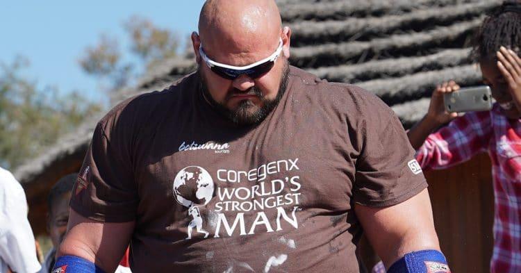 Brian Shaw Strongman 2020