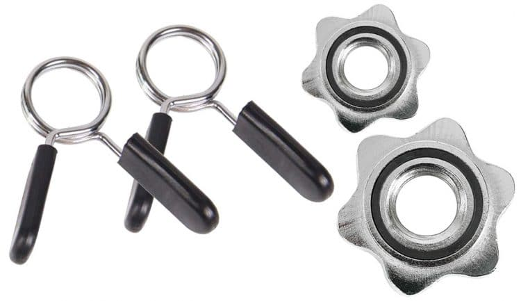 Clips Or Clamps