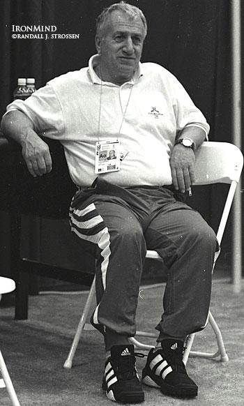 Coach Abadjiev