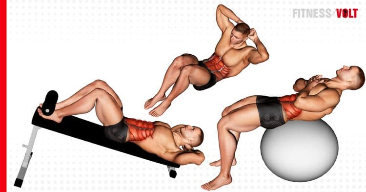 Crunch Exercise Guide