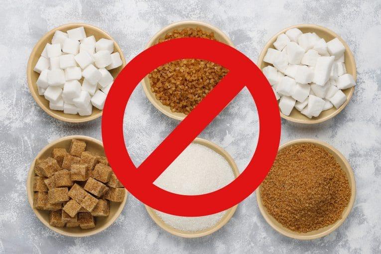 Cut Down On Sugar
