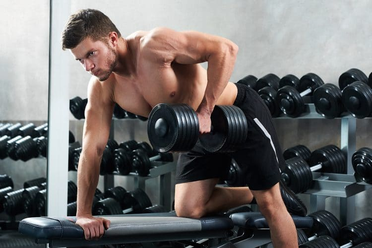 Dumbbell Use