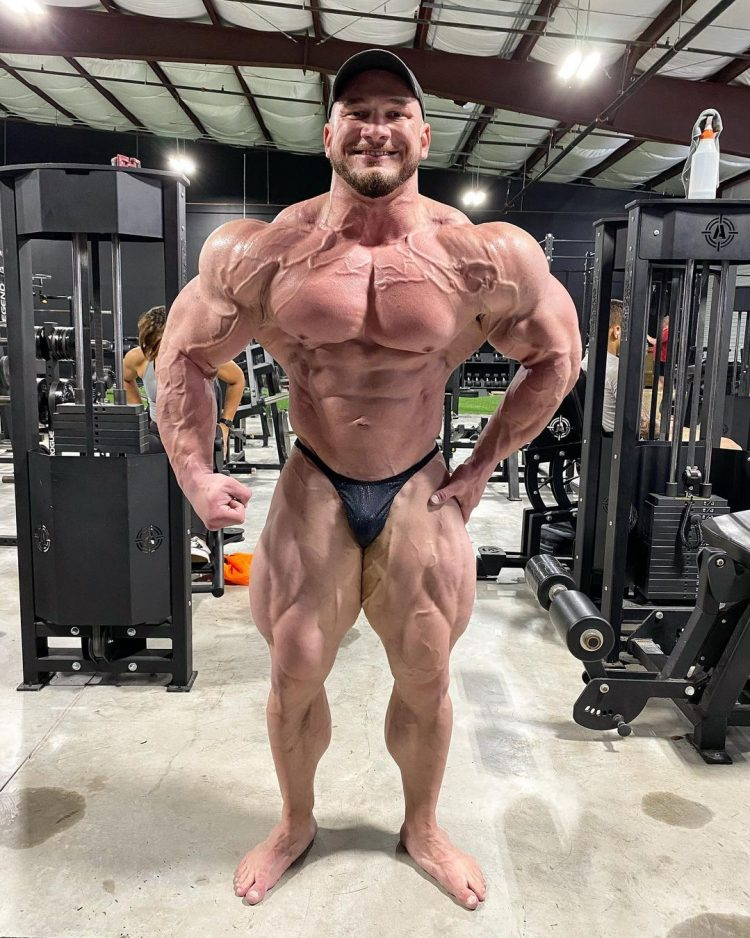 Hunter Labrada