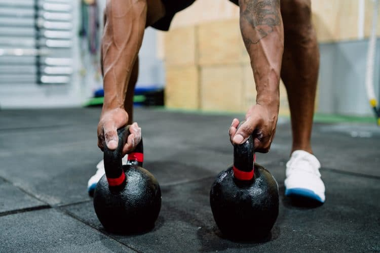 Kettlebells For Home Gym