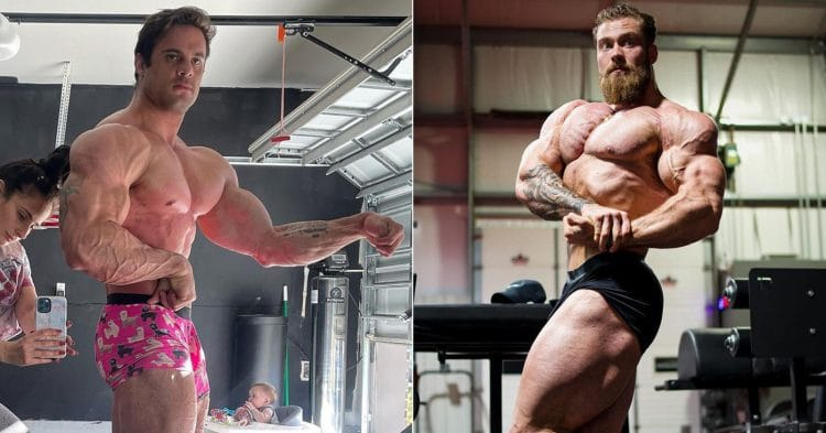 Logan Franklin And Chris Bumstead