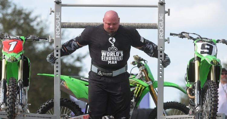 World's strongest man WSM