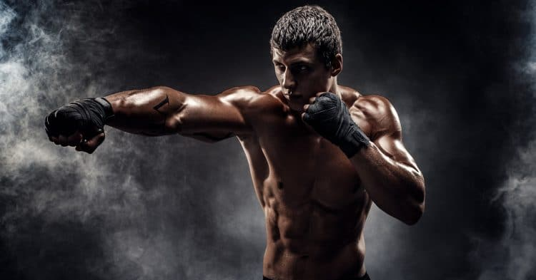 MMA-Inspired Workout