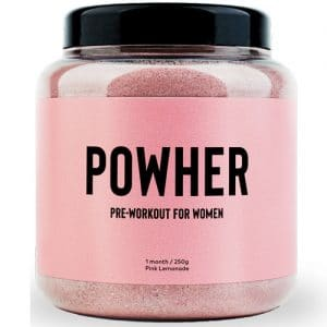 Powher Pre Workout For Women