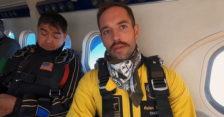 Rich Froning Skydive