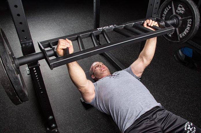 Swiss Bar Rogue Garage Gym Lab