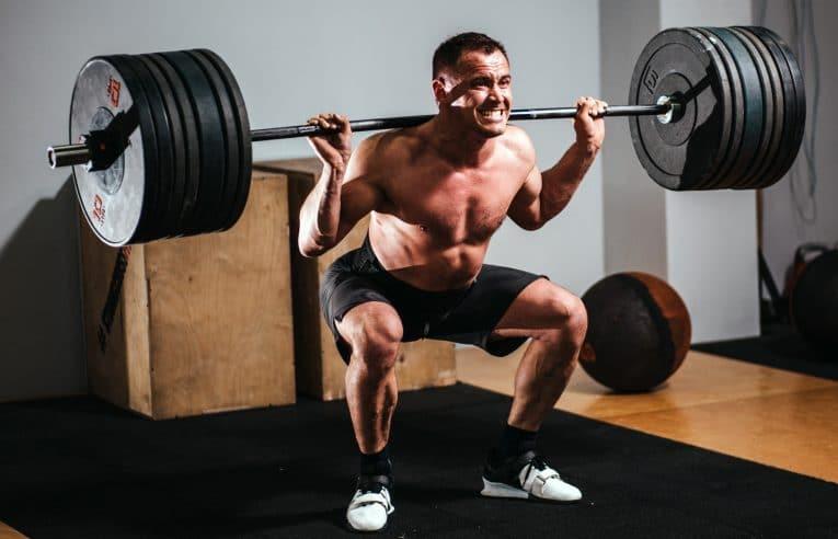 Training Squats