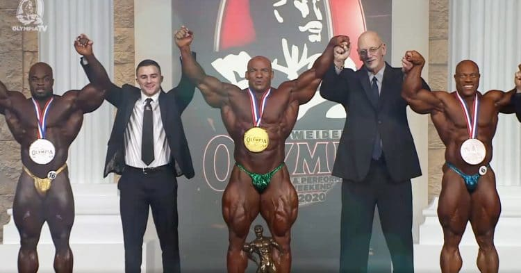 2020 Mr Olympia Results Big Ramy Wins