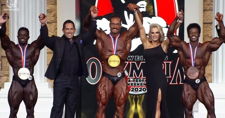 2020 Olympia Classic Physique Results