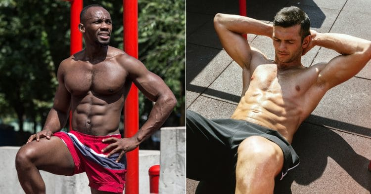 30-Minute Outdoor Ab Workout