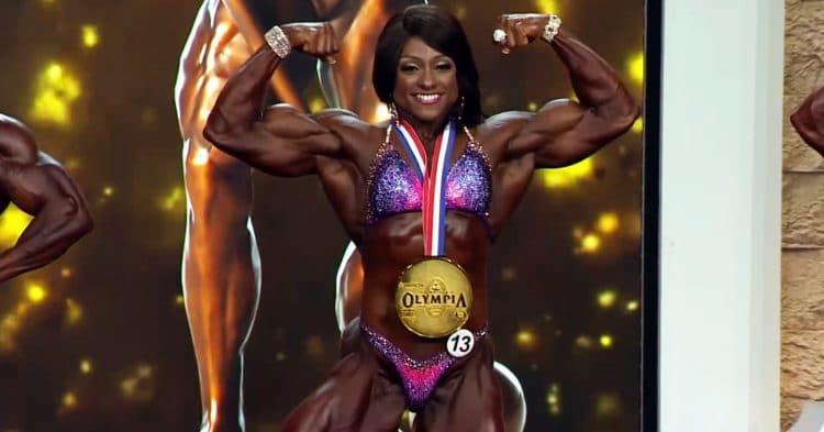 Andrea Shaw 2020 Ms. Olympia