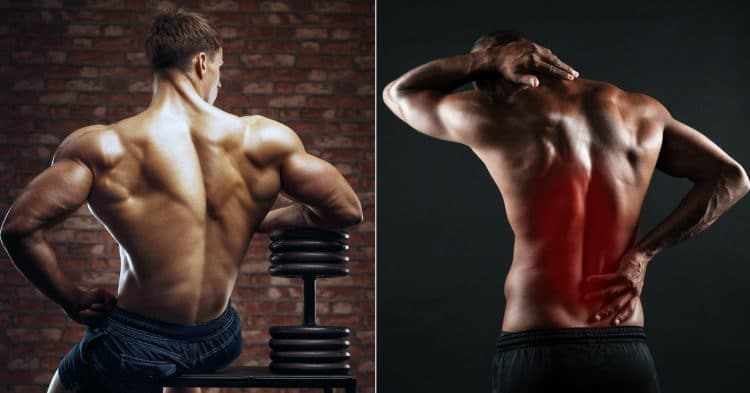 Avoid Back Pain In The Gym