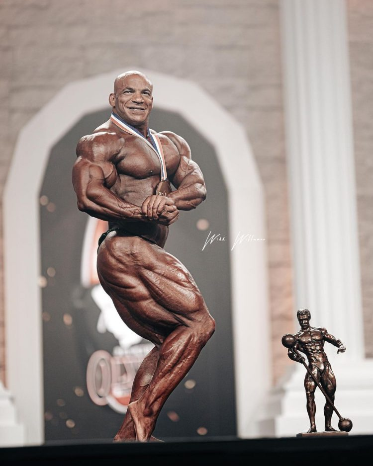 Big Ramy 2020 Mr. Olympia