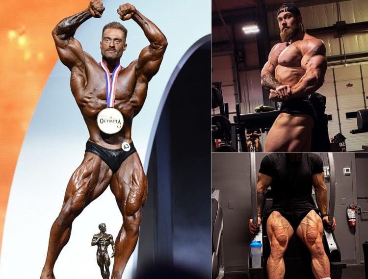 Chris Bumstead 2020