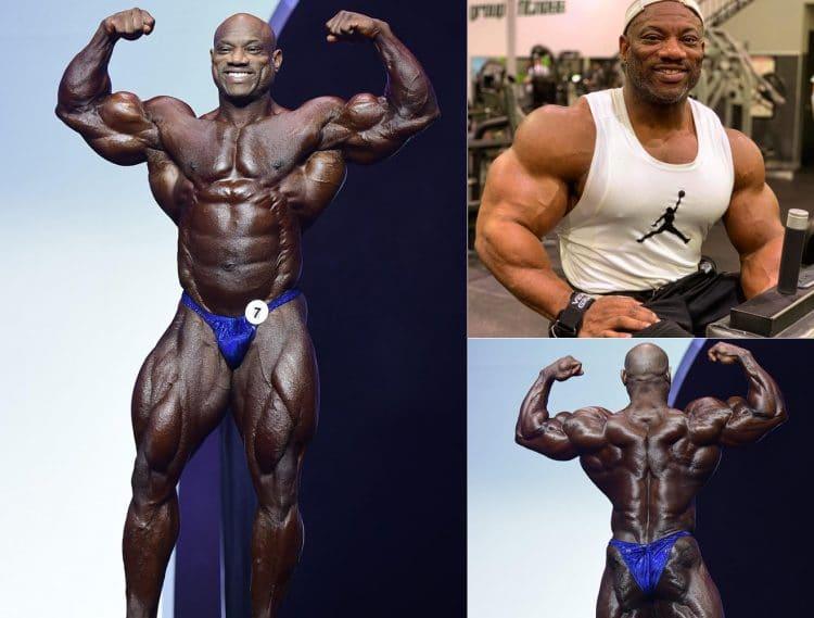 Dexter Jackson 2020