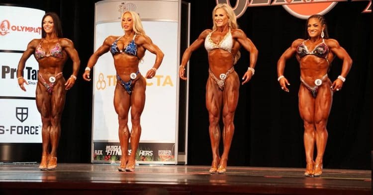 Fitness Olympia 2020 Pre-Judging